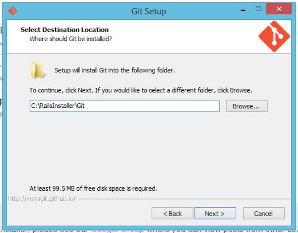 Instalasi Ruby on Rails pada Windows | Subarashi