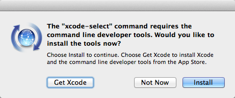 download xcode from command line